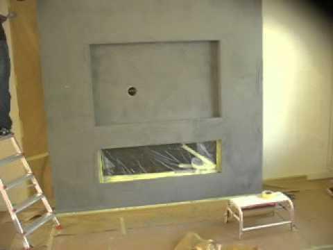 betonlook badkamer en wanden plafond youtube. Black Bedroom Furniture Sets. Home Design Ideas