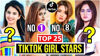 Top 25 Famous Tik Tok Girls Of India 2020 | Top Tik Tok Star Girl Names | Piyanka Mongia