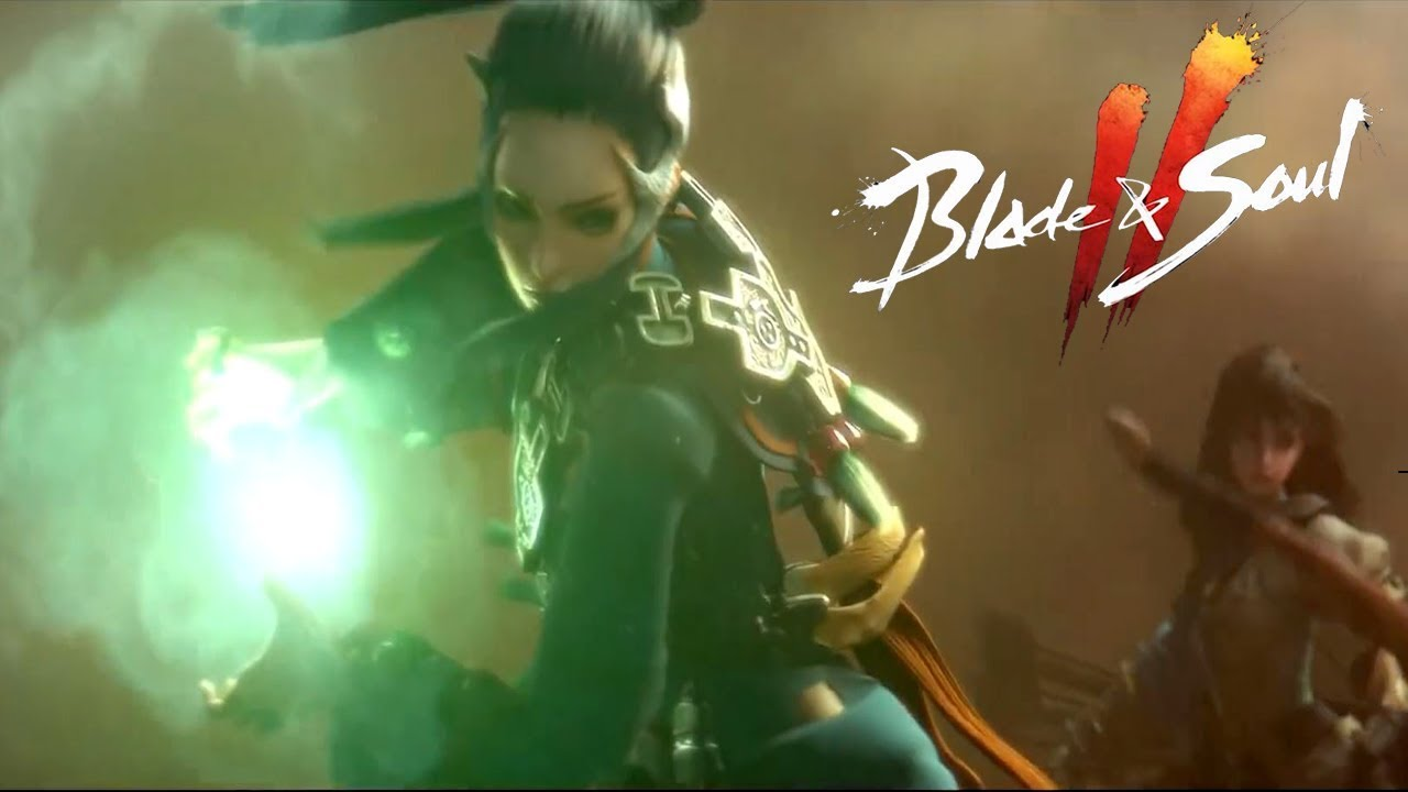 Blade And Soul 2 - Cinematic Video Trailer 2018 by NCSoft - YouTube