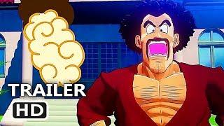 PS4 - DRAGON BALL Z KAKAROT Character Progression Trailer (2020)