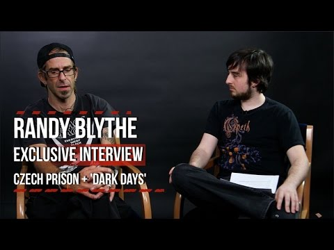 Lamb of God's Randy Blythe on Czech Prison Memoir + Life Behind Bars