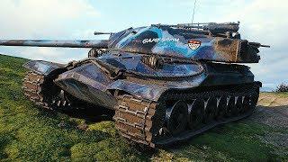 IS-7 - THE SURVIVOR - World of Tanks Gameplay