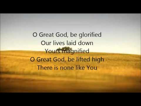 Chris Tomlin   Uncreated One with Lyrics