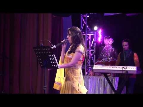 Farzana Naz - new songs Russia saint- petersburg 2013