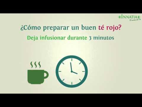 Cómo tomar té rojo para quemar grasas | INNATIA.COM