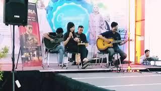 "Cover lagu ""karna su sayang - by amel"" ( official music video )"
