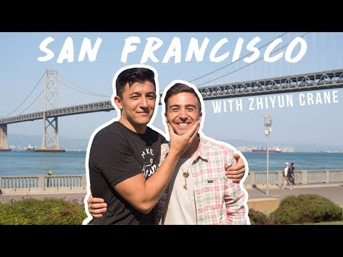 San Francisco with Zhiyun Crane feat. Houston Kraft & Kelby Kilburn