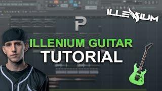 HOW TO MAKE ILLENIUM STYLE GUITARS 🎸