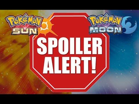 [SPOILERS] [Pokemon Talks] Pokemon Sun & Moon Official Leaks Discussion!