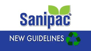 Television Commercial For Sanipac on New Recycle Change Guidelines