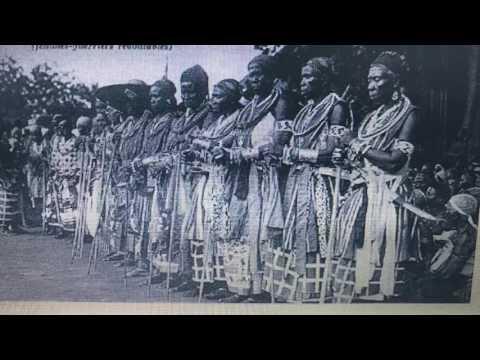 Dahomey Amazon✊🏿👍🏿🗣