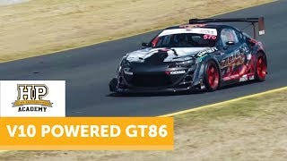 [TECH TOUR] 5.0 L V10 powered Toyota 86 | Zoom Garage's 520 HP BMW S85