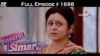 Sasural Simar Ka - 31st December 2016 - ससुराल सिमर का - Full Episode