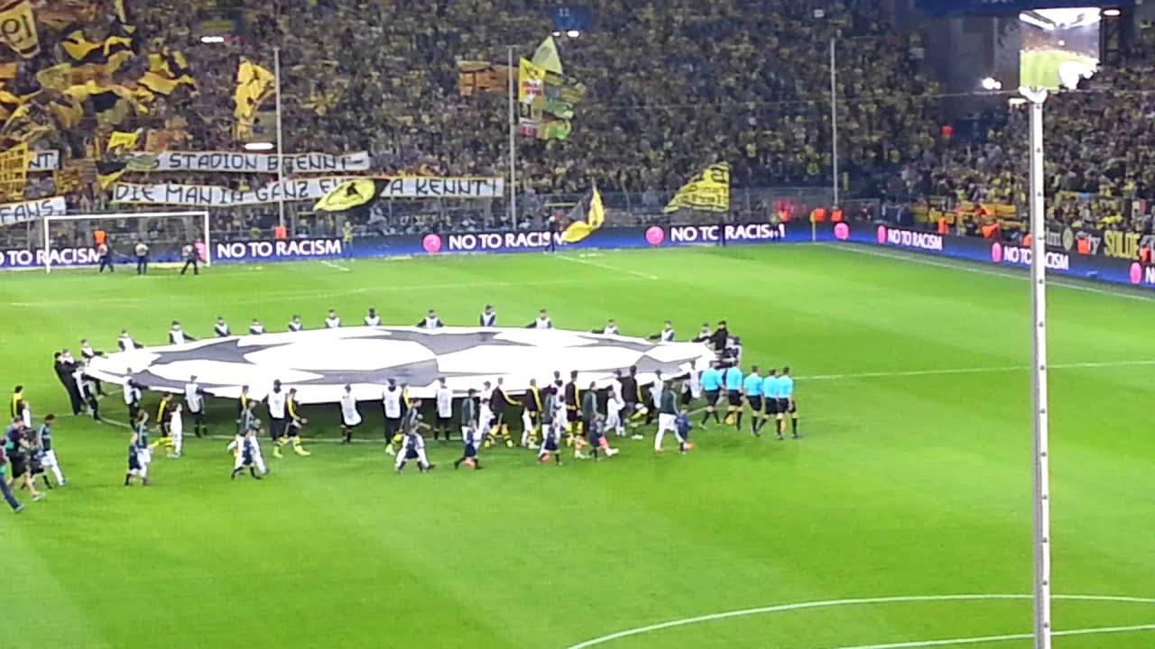 Dortmund Real Madrid 4 1