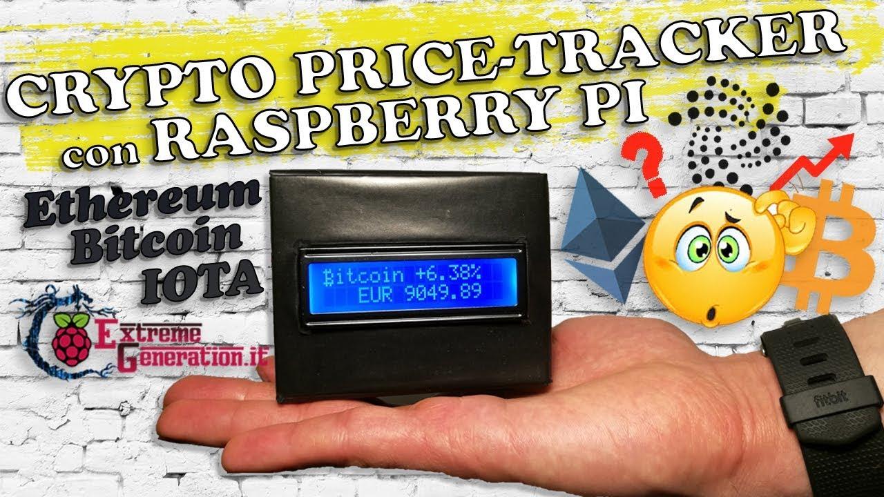 btc prezzo tracker