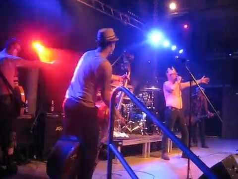 KING KURT - Gather your Limbs Live @ Kulttempel Oberhausen 15-05-15