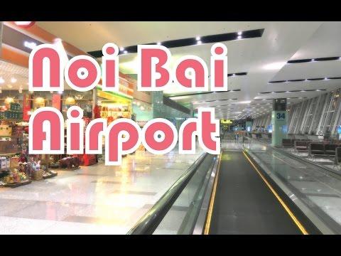 NoiBai Airport Terminal 2 Departure/Transit area