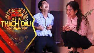 Trường Giang, Lâm Vỹ Dạ diễn xuất thần khiến khán giả đi từ hoảng hốt đến rơi nước mắt | Kỳ Tài 2019