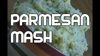 Parmesan Mashed Potato Recipe - Creamed Cheese Potatoes