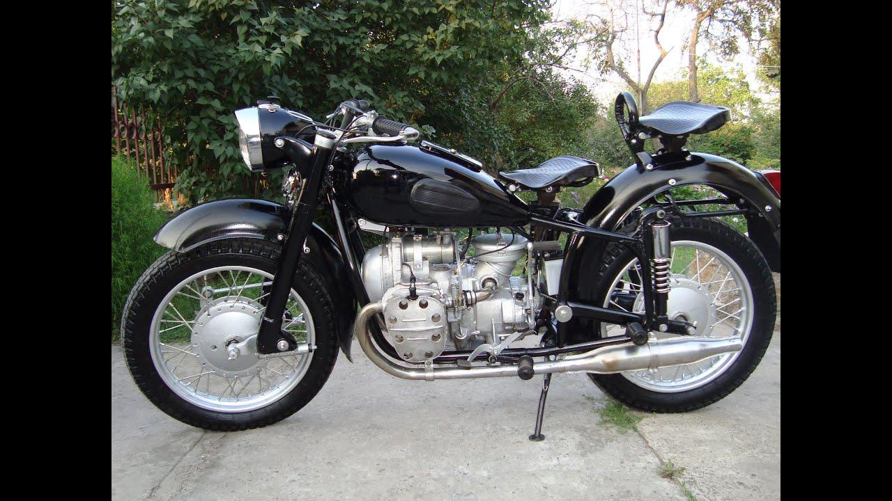 Мотоцикл Урал и Днепр - Мотоновости