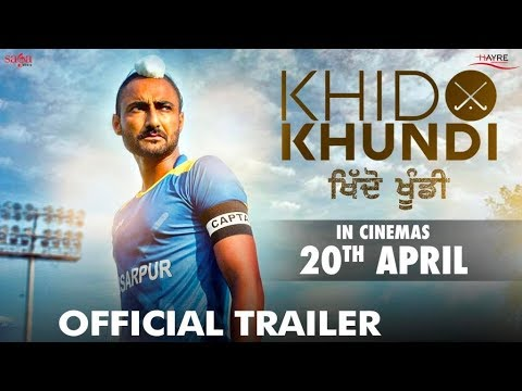 Khido Khundi - Official Trailer | Ranjit Bawa, Mandy Takhar, Manav Vij | Rel. 20th Apr | Saga Music