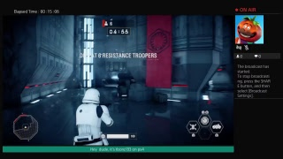 Star Wars Battlefront II-preloaded gameplay