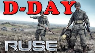 RUSE D-Day Invasion