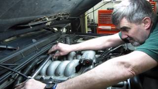 Valve Cover Gasket Replacement Bosch Engines On Land Rovers video screen shot