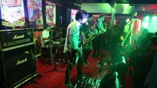 BAREFOOD - Candy Live on Thursday Noise Vol.11 at Lost & Found Jakarta