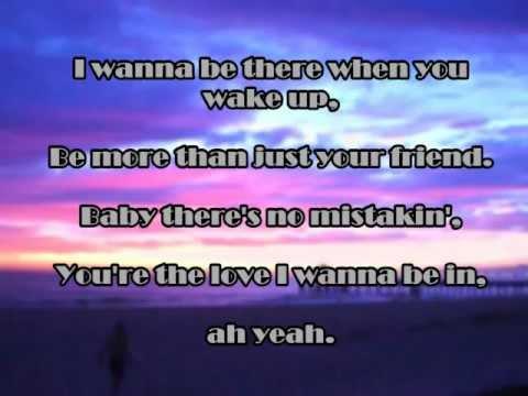 You're The Love I Wanna Be In - Jason Aldean (Lyrics)