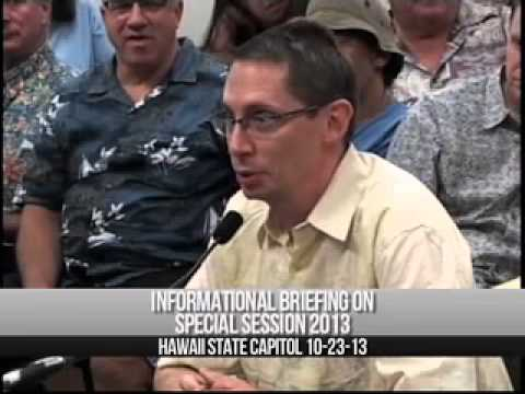 Same-gender marriage briefing House of Representatives, Hawaii