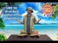 Amber - UPF 50 Sun Protective Wide Brim Sun Hat For Women #packablesunhats