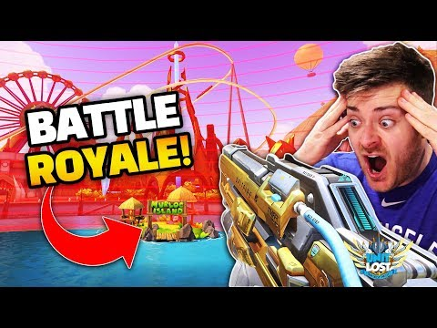 Overwatch Battle Royale!