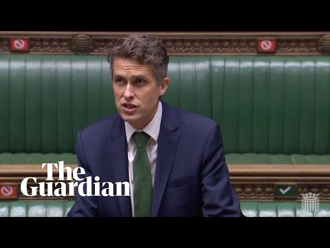 Education minister Gavin Williamson announces all schools will open in September