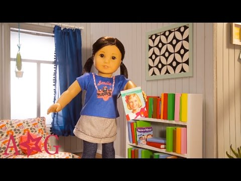 Meet Kit: The Star of Z's Next Short | #AGZCREW Episode 2 | American Girl