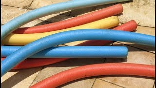 Your Pool Noodles Could Be Harboring Snakes | Southern Living