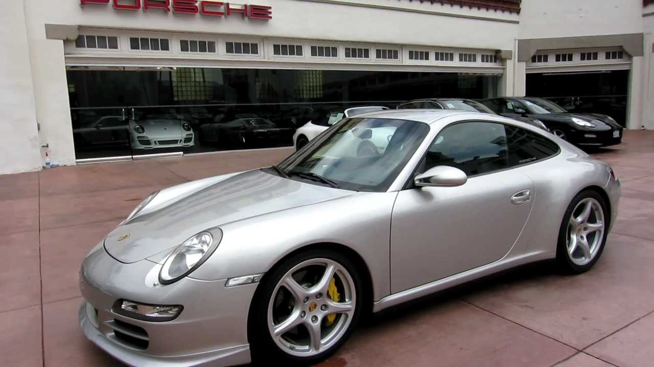 2008 porsche 911 carrera 4s pccb x51 ceramic composite. Black Bedroom Furniture Sets. Home Design Ideas