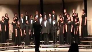 Advanced Varsity Choir-Singing in the Rain/Soon it