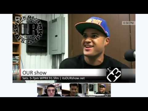 9/22 OUR show interview with Homeboy Sandman (full)