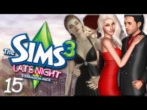 Let's Play: The Sims 3 Late Night -(Part 15) Possible Scandal?