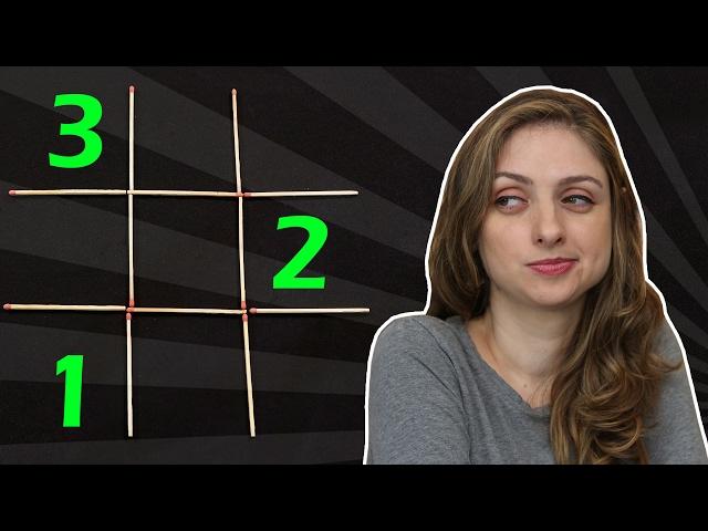 Revelação: Desafio dos 3 movimentos, 3 quadrados