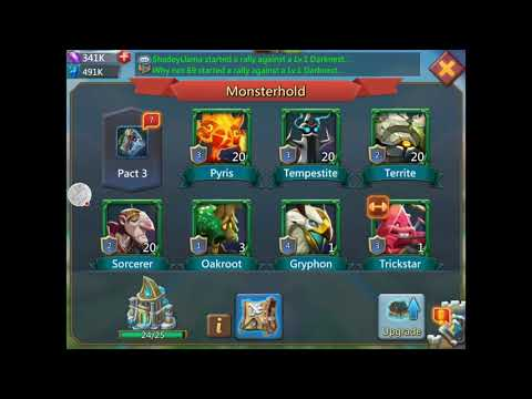 Lords Mobile! Familiars Tips And Tricks. And Some Chests.