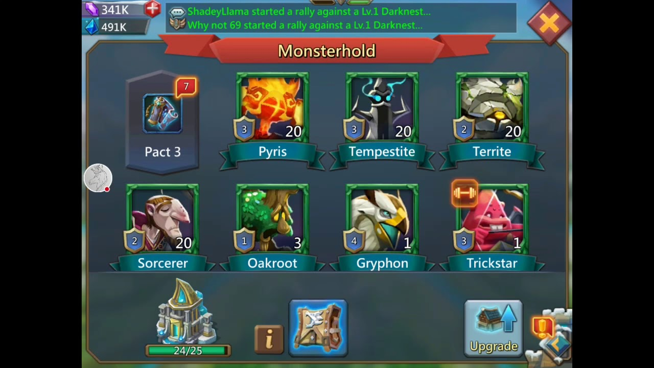 Lords Mobile! Familiars tips and tricks  And some chests