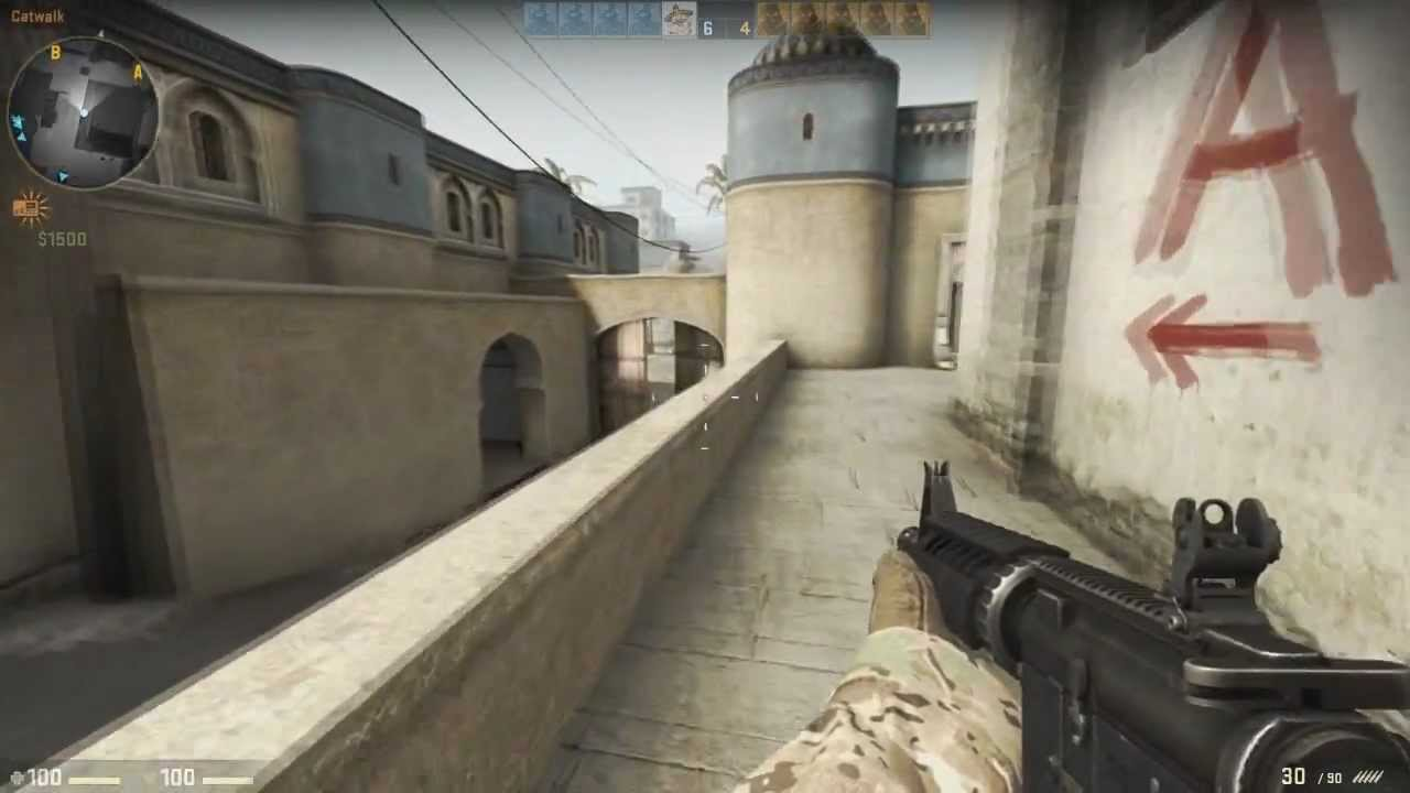 how to play cs go beta