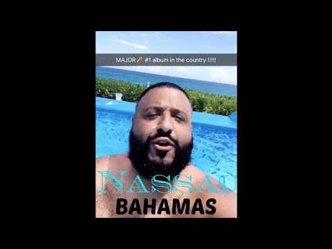 DJ Khaled's Vacation in the Bahamas | Full Video