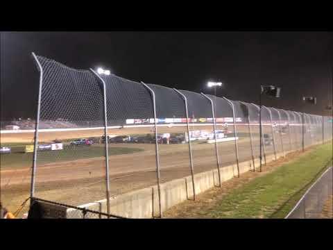 Lake Ozark Speedway 360 War Sprints Feature 7/13/19
