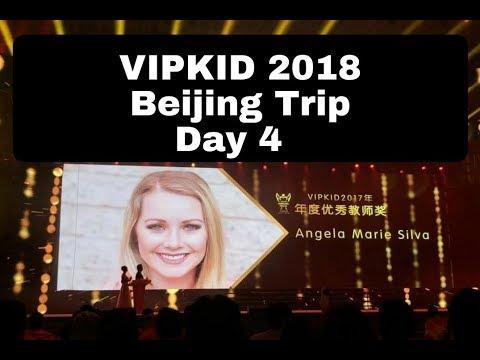VIPKID 2018 Beijing Trip - Day 4 Company Gala