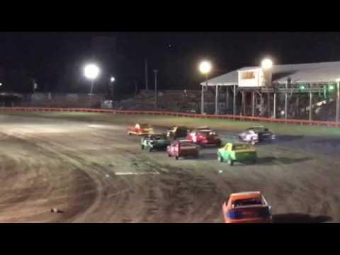 Farmer City Raceway Hornet Heat 04/21/2017