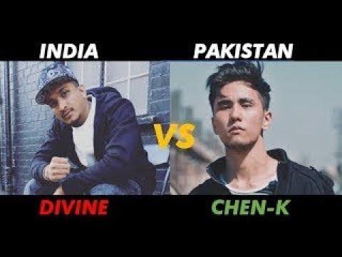 CHEN-K VS DIVINE ~ Rap Battle