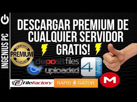 Descargar Premium de Cualquier Servidor